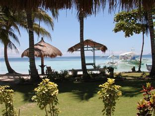 Palm Island Hotel and Dive Resort Panglao Island - View
