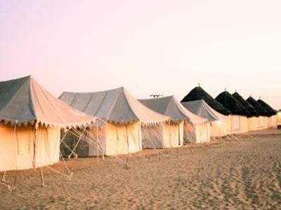 Desert Safari Planners Campsite