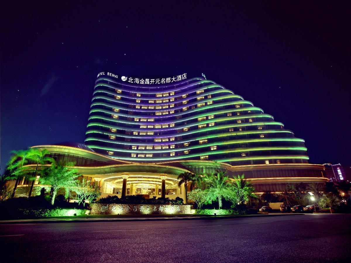 Golden Shining New Century Grand Hotel Beihai