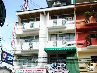 Crown Hostel Phuket - Exterior do Hotel