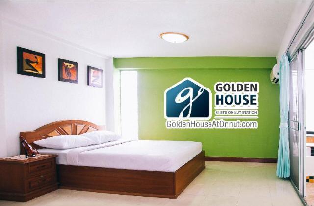 โกลเดน เฮาส์ แอท อ่อนนุช สเตชั่น – Golden House @ Onnut Station