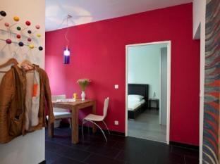 Stars Guesthouse Berlin Berlin - Inne i hotellet
