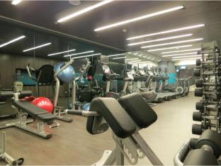 Crowne Plaza Hong Kong Kowloon East Hotel Hong Kong - Fitnessruimte