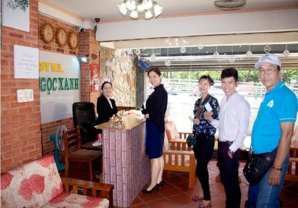 Vien Ngoc Xanh 2 Hotel Ho Chi Minh City