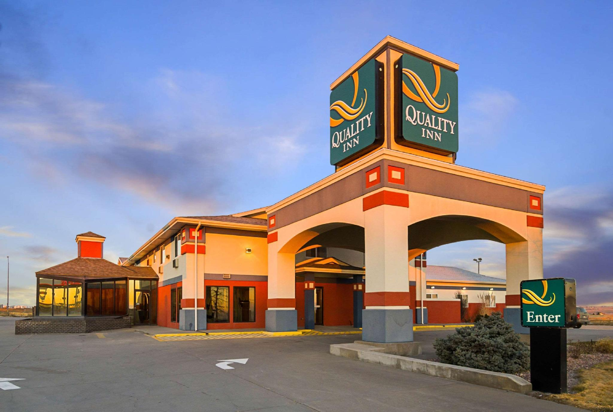 Quality Inn Sidney I-80 Sidney