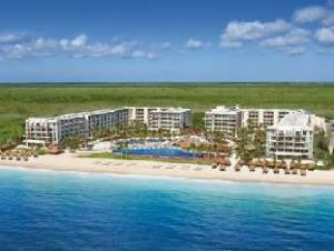 關於坎昆里維埃拉夢想全包Spa度假村 (Dreams Riviera Cancun Resort And Spa All Inclusive)