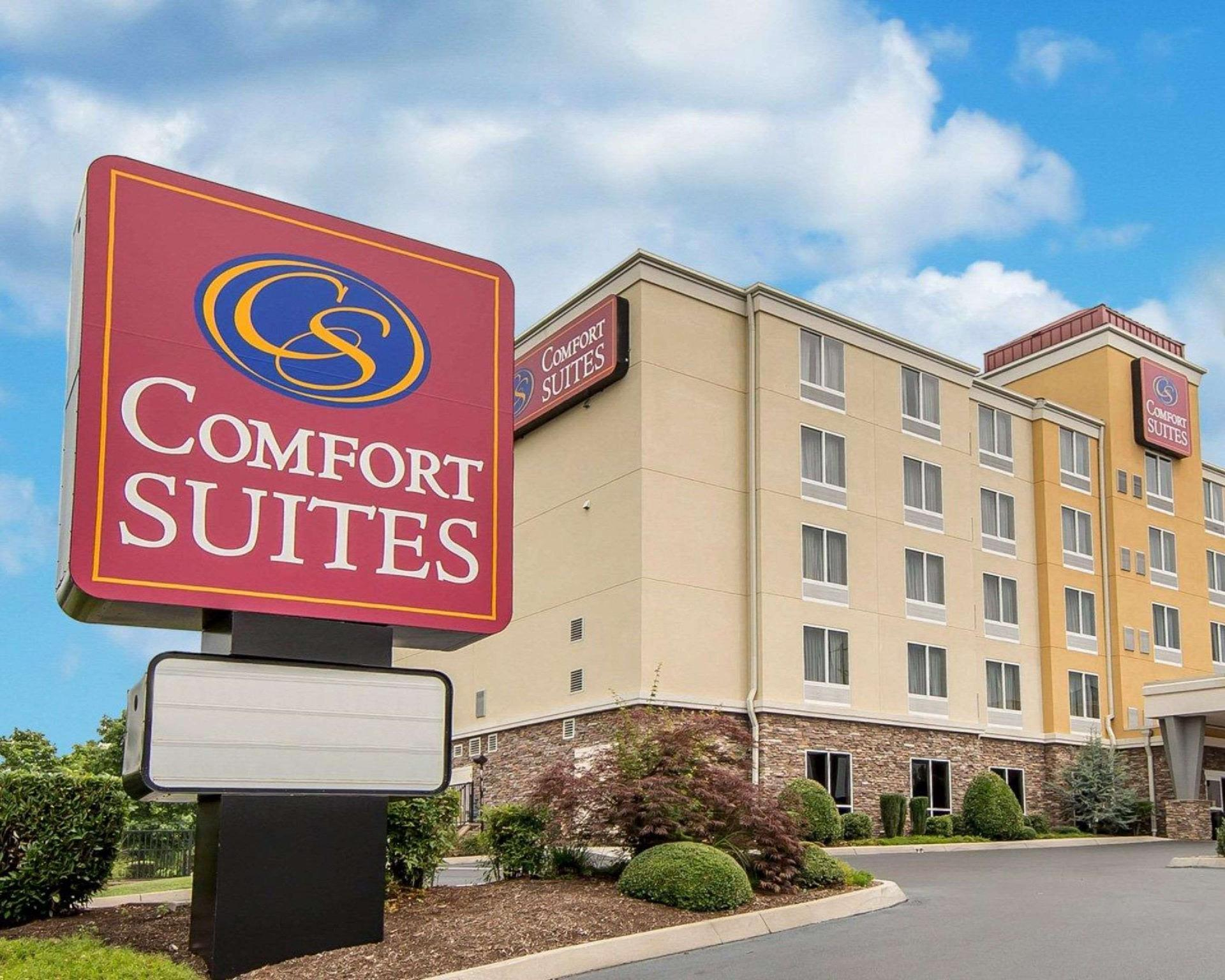 Comfort Suites North Knoxville