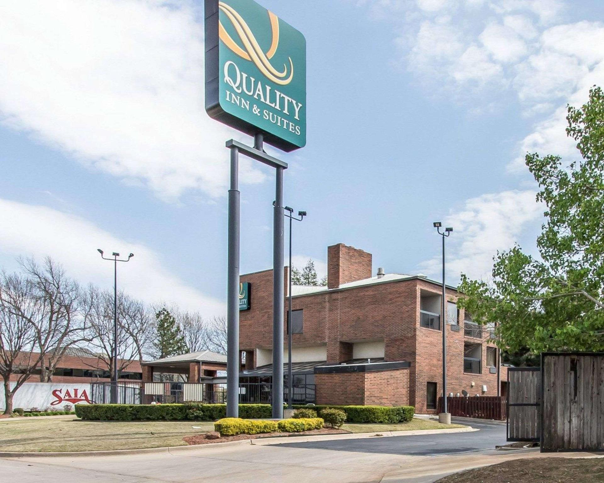 Quality Inn And Suites Fairgrounds West