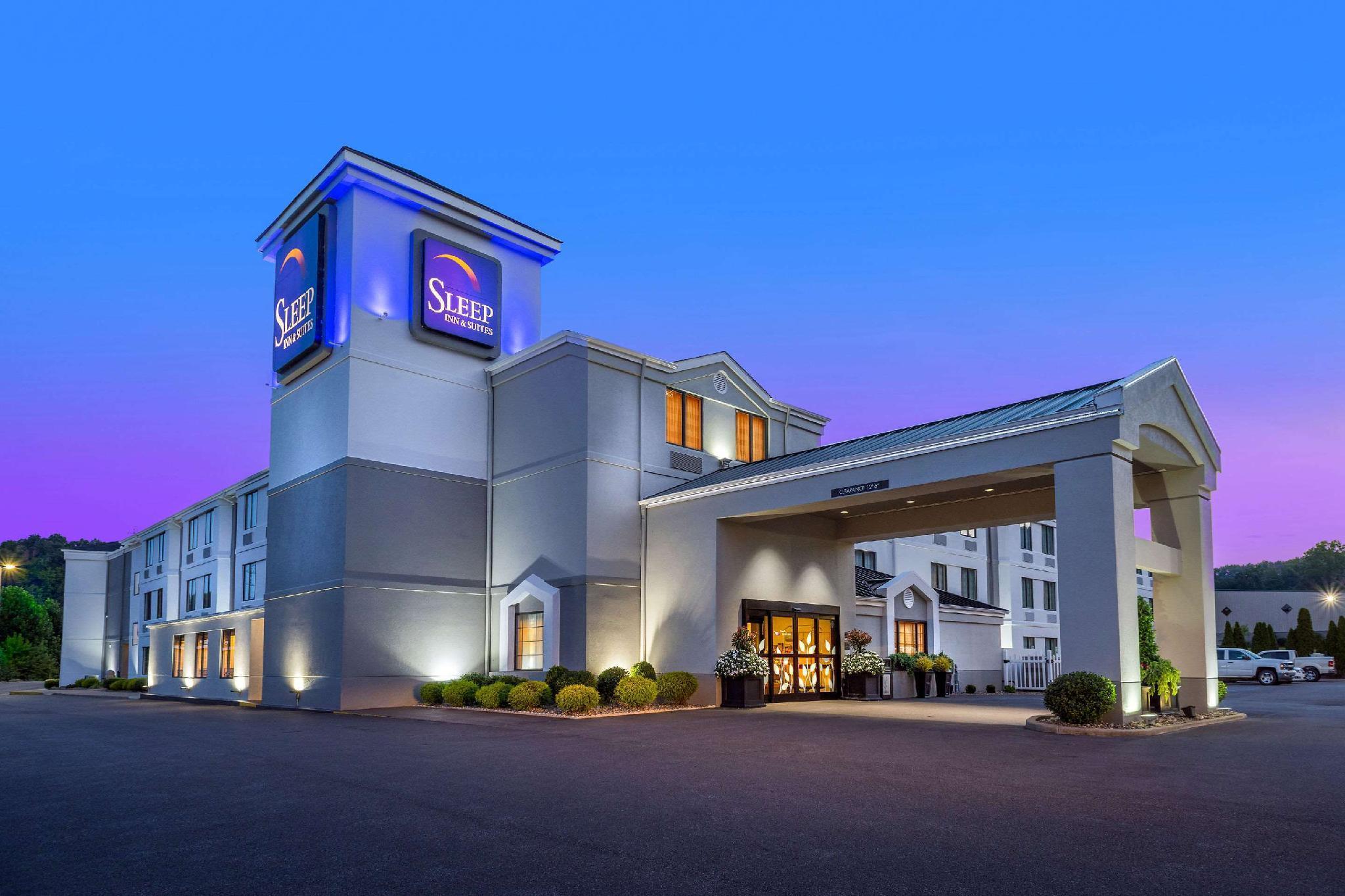 Sleep Inn And Suites Cross Lanes   South Charleston