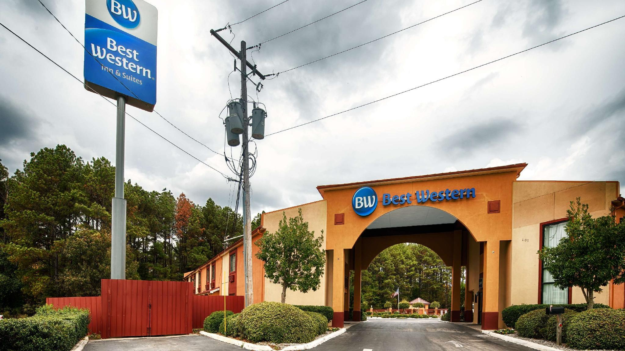 Best Western Richland Inn And Suites