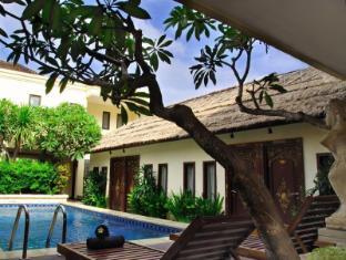 天堂可可酒店 巴厘岛 - 游泳池