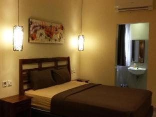 Coco de Heaven Hotel Bali - Külalistetuba