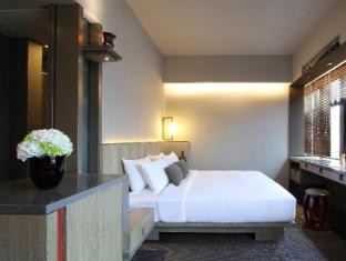 V Wanchai 2 Hotel Hong Kong - Kamar Tidur