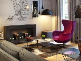 Le Grey Hotel Parijs - Receptie