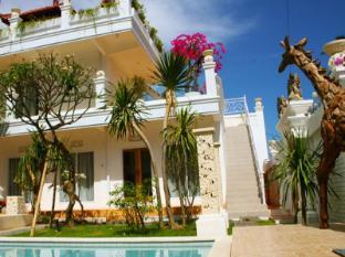 Atmadeva Villa Bali - Garden