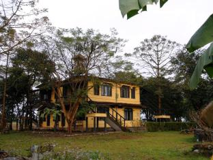 Hotel Sapana Village Lodge Chitwan Chitwan - Hotellin ulkopuoli