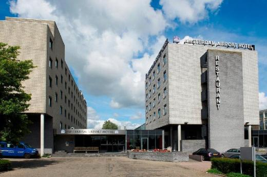 Best Western Plus Amsterdam Airport