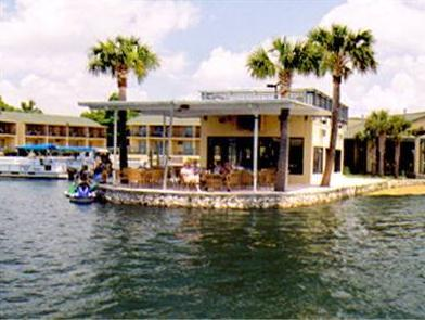 The Port Hotel And Marina