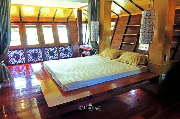 The Sali-Kham Traditional Lanna Home No.2 Chiang Mai