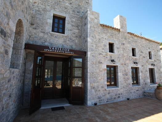 Vasilios Apartments Hotel