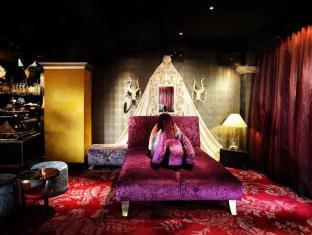 The Luxe Manor Hong Kong - Bar/Bekleme Salonu