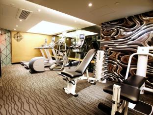 The Luxe Manor Hongkong - Fitneszterem
