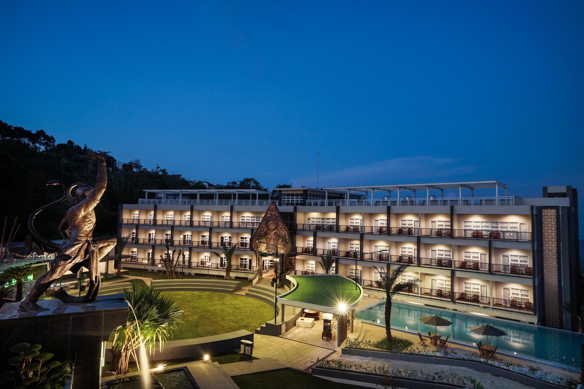 Griya Persada Convention Hotel And Resort   Bandungan