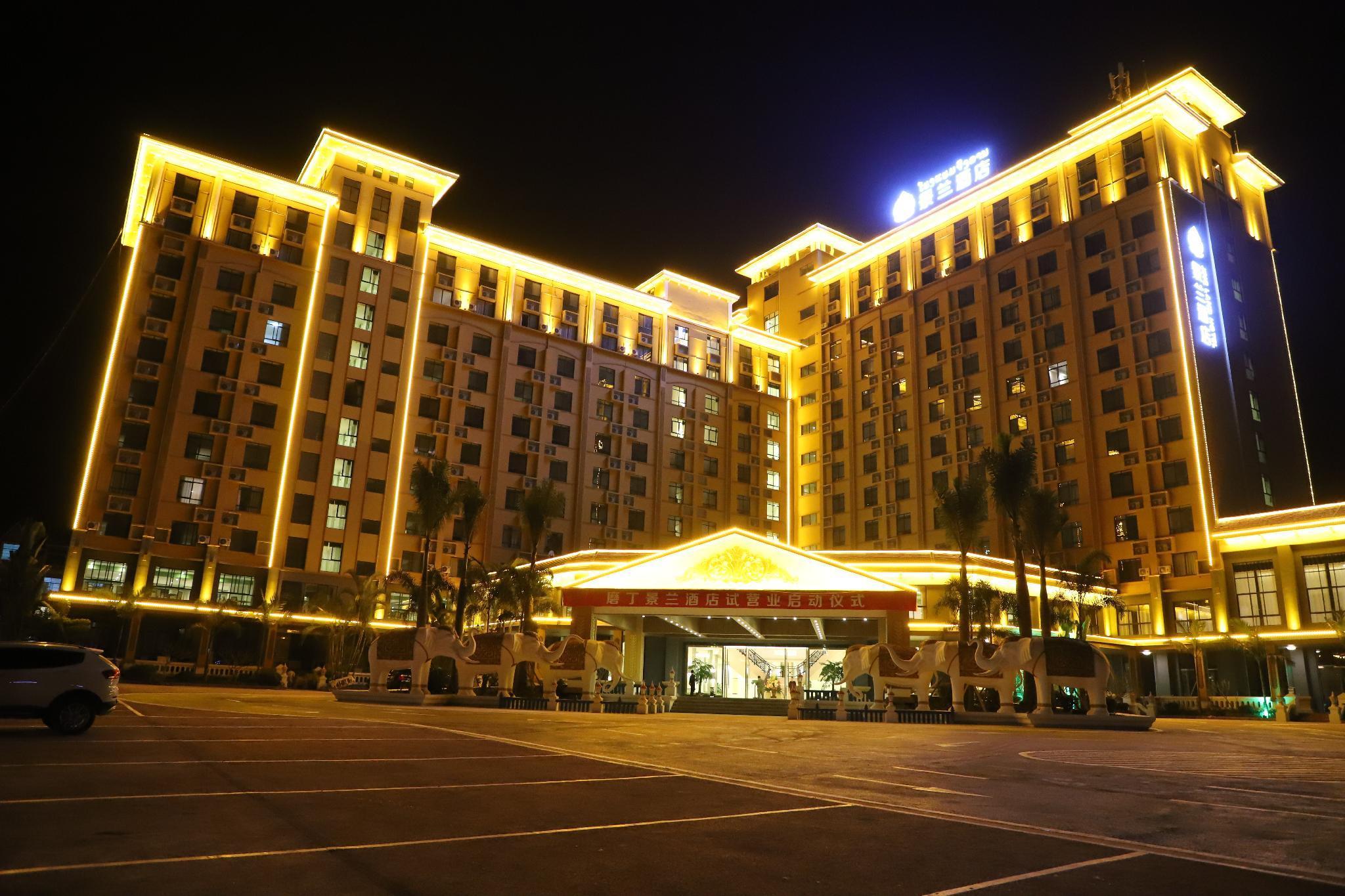 JING LAND HOTEL