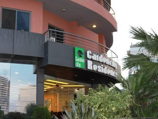 Garden City Residence Hotel Beirut