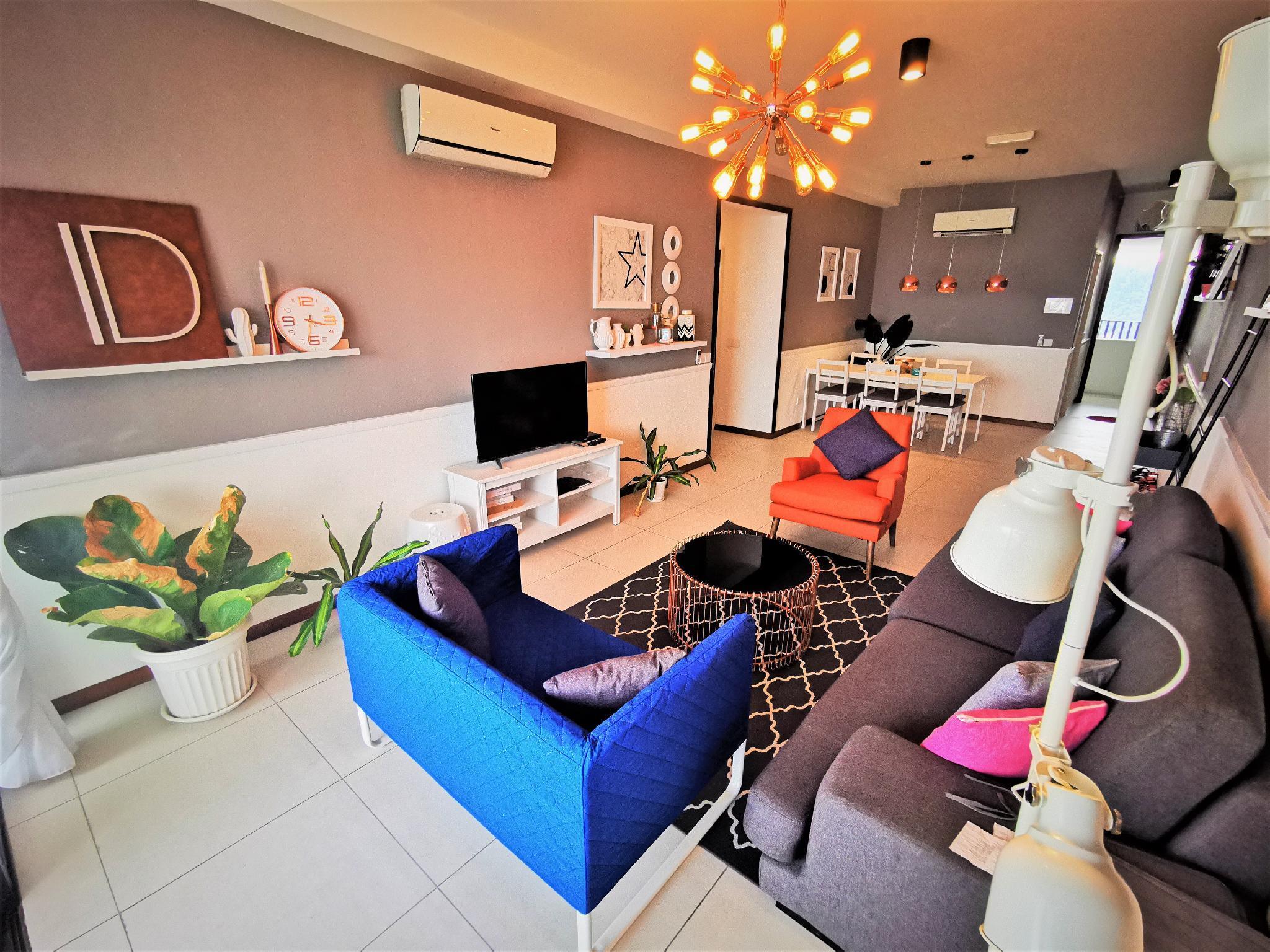 Seaview Suite 32@Gurney Drive