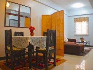 Sarasota Residential Condominium Manila - 3J Dining Room