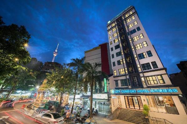City Comfort Hotel Kuala Lumpur City Centre Kuala Lumpur