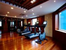 Sejong Hotel: fitness room
