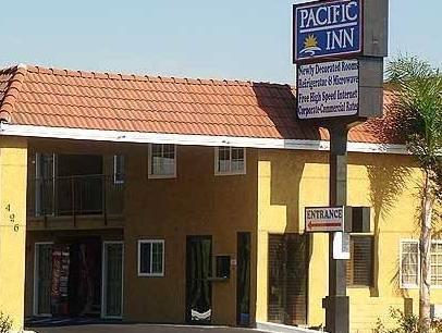 Pacific Inn Anaheim