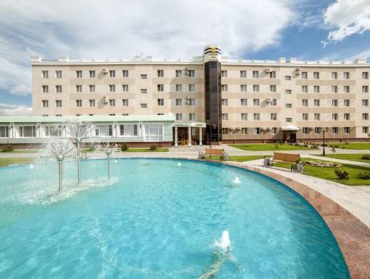 Park Hotel Noviy Vek