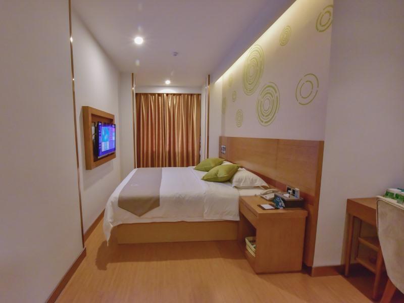 GreenTree Inn Huanggang Qichun County Railway Station Hotel