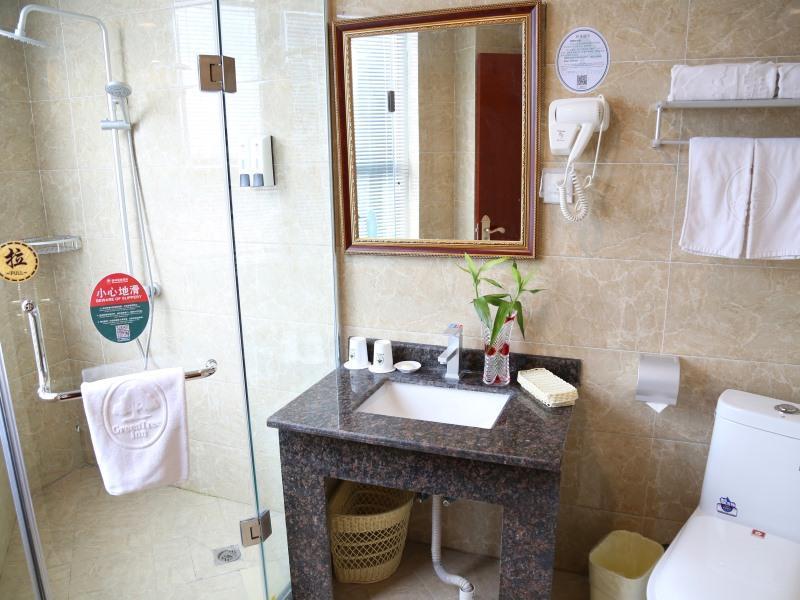 GreenTree Inn Zaozhuang Shanting JinkeGuoji Yijiaren Hotel