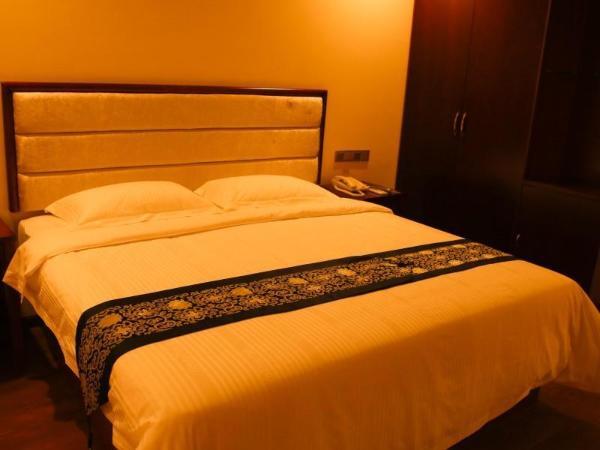 GreenTree Inn ShiYan Maojian District Shanghai Road Hotel Shiyan