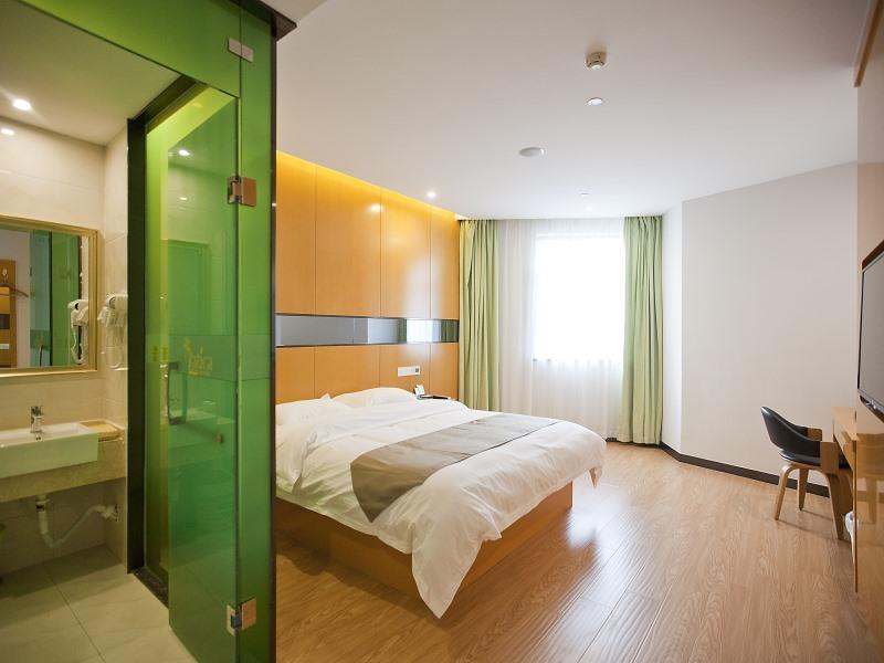 Vatica Hefei Maanshan Road Lvdiyinghai Zhugang Metro Station Hotel