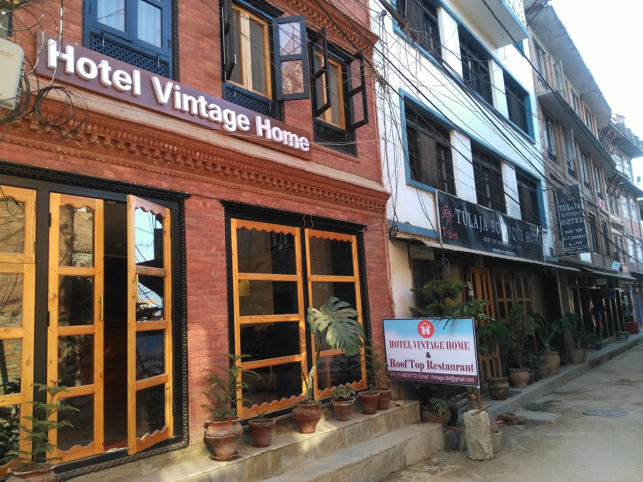 Hotel Vintage Home1
