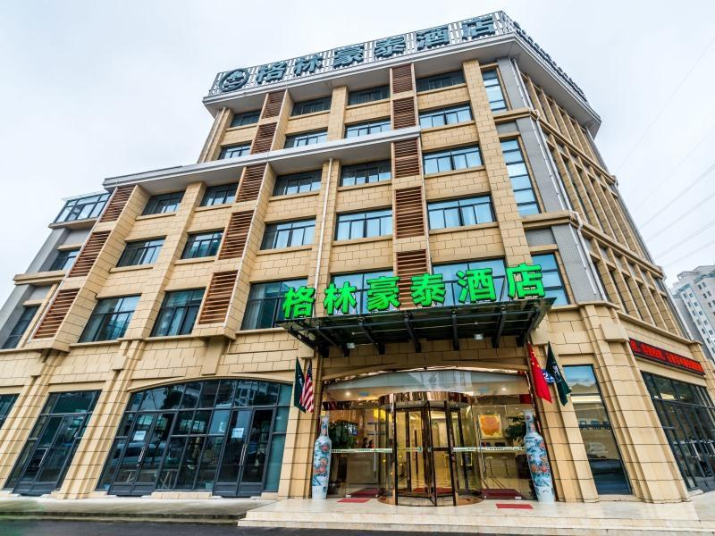 GreenTree Inn  Wuxi Binhu District Datong Road Zhouxin  Hotel