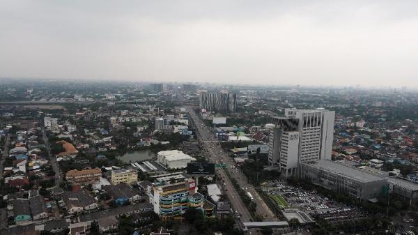 Great view new condo near Impact & DMK Airport Bangkok