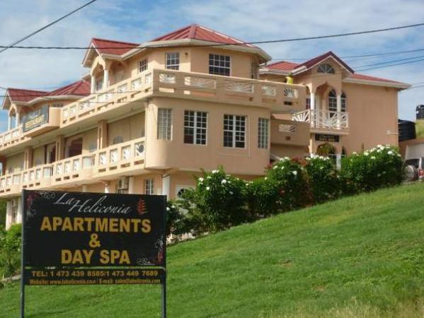 La Heliconia & Day Spa St Georges