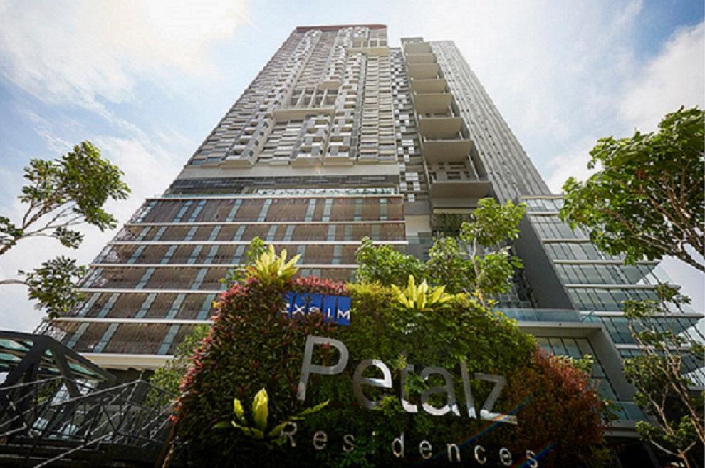 My.Home @ Petalz Residences Near Mid Valley