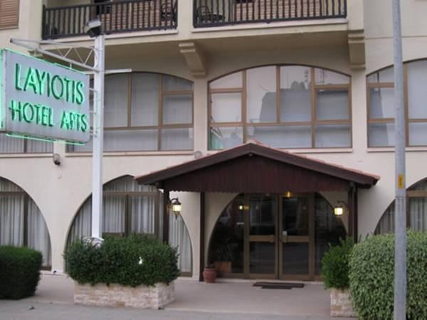 Layiotis Hotel Apartments