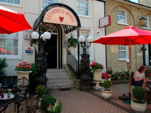 Lensfield Hotel & Boutique Wellness Spa Cambridge