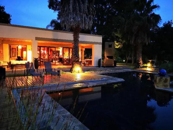 Lily Pond Country Lodge Plettenberg Bay