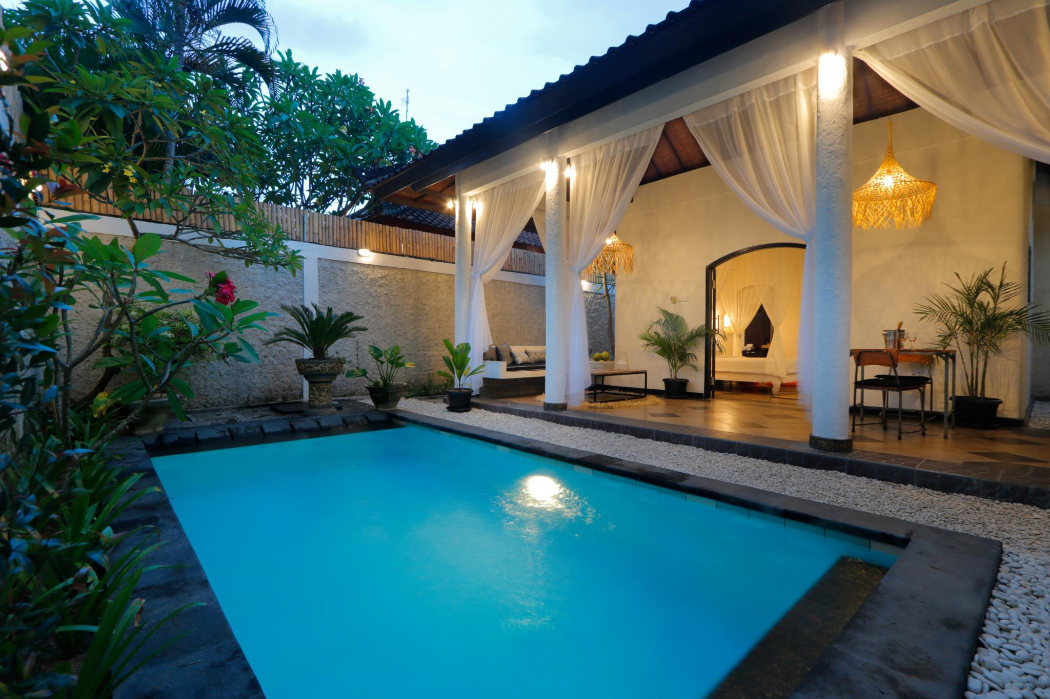 Singgah 4 One Bedroom Villa With Private Pool