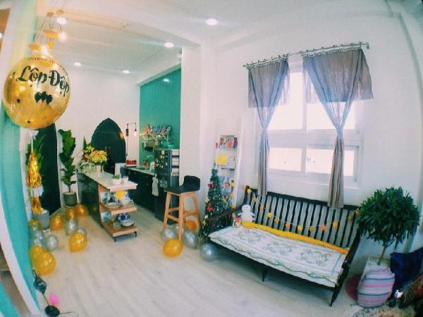 Brand new studio - Nicely designed Ho Chi Minh City