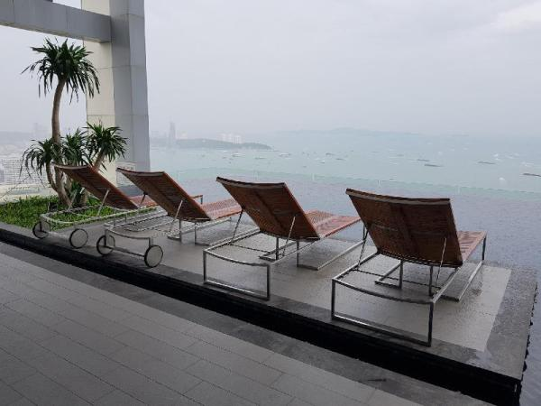 1BR Downtown Centric Sea By Pattaya Holiday Pattaya